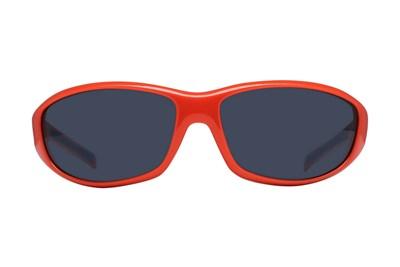 NCAA Boise State Broncos Wrap Sunglasses Orange