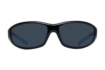 NFL Carolina Panthers Wrap Sunglasses Black
