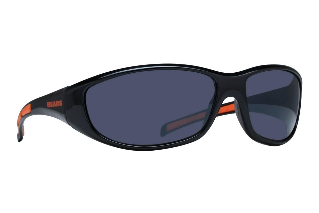 NFL Chicago Bears Wrap Sunglasses Blue Sunglasses