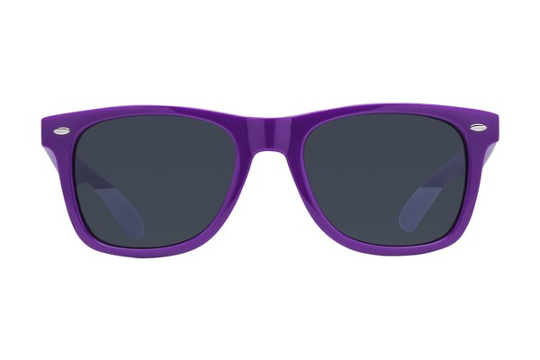 NCAA Clemson Tigers Beachfarer Sunglasses Sunglasses - Purple