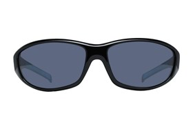 NFL Detroit Lions Wrap Sunglasses Black