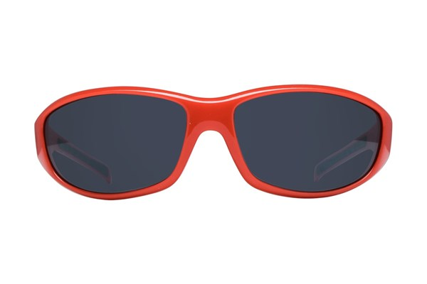 NCAA Georgia Bulldogs Wrap Sunglasses Sunglasses - Orange