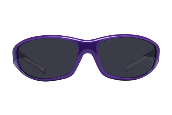 NCAA LSU Tigers Wrap Sunglasses Sunglasses - Purple