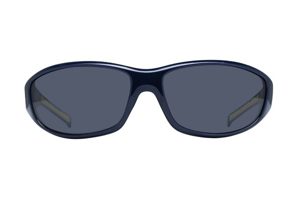 NCAA Michigan Wolverines Wrap Sunglasses Sunglasses - Blue