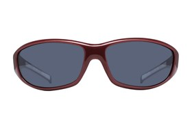 NCAA Mississippi State Bulldogs Wrap Sunglasses Red