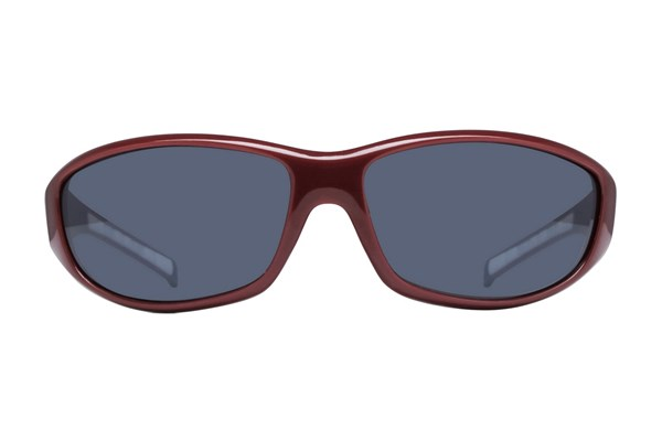 NCAA Mississippi State Bulldogs Wrap Sunglasses Sunglasses - Red
