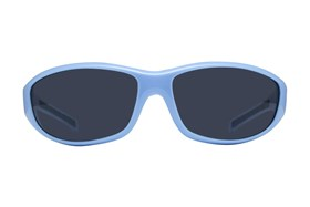 NCAA North Carolina Tar Heels Wrap Sunglasses Blue