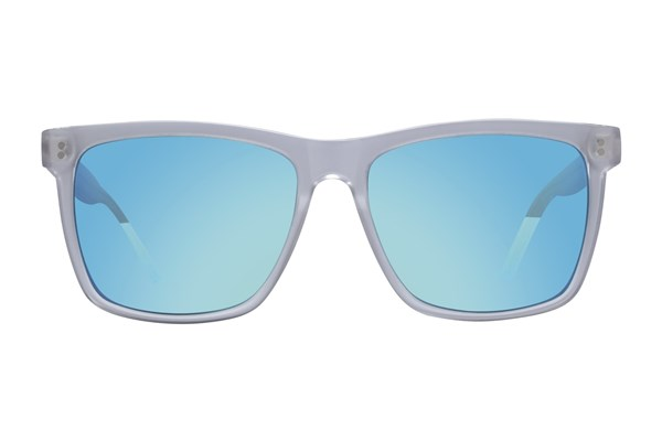 Lunettos Neil Clear Sunglasses