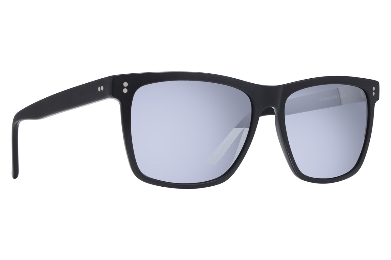 Lunettos Neil Sunglasses - Black