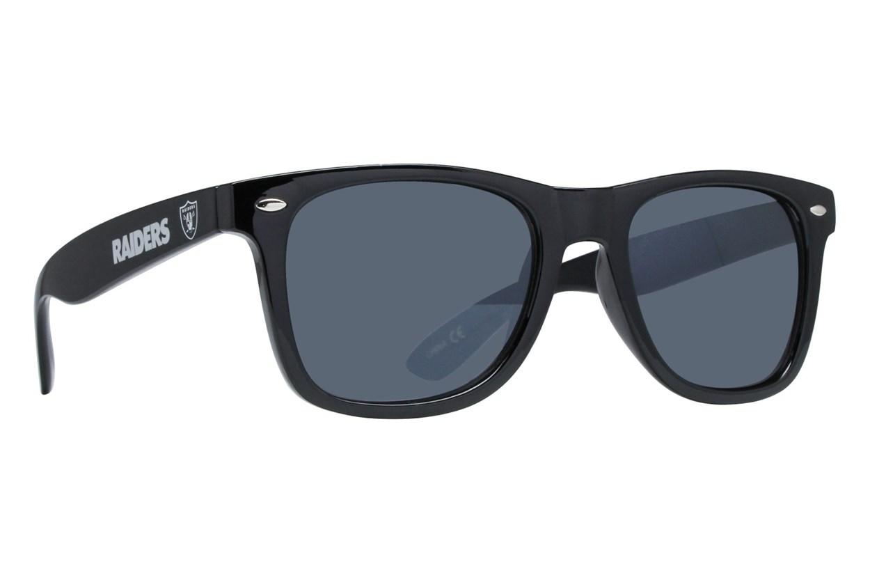 NFL Oakland Raiders Beachfarer Sunglasses Black Sunglasses