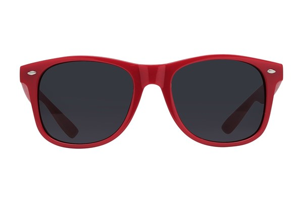 NCAA Ohio State Buckeyes Beachfarer Sunglasses Sunglasses - Red
