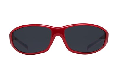 NCAA Ohio State Buckeyes Wrap Sunglasses Red