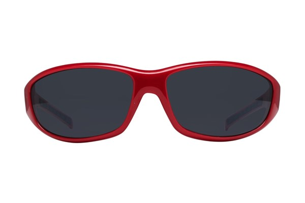 NCAA Ohio State Buckeyes Wrap Sunglasses Sunglasses - Red