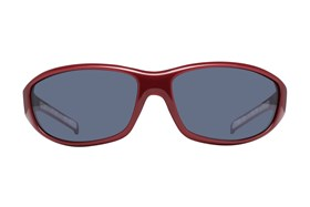 NCAA Oklahoma Sooners Wrap Sunglasses Red