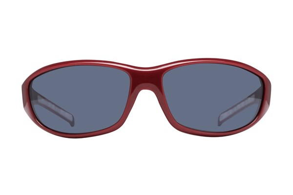 NCAA Oklahoma Sooners Wrap Sunglasses Sunglasses - Red