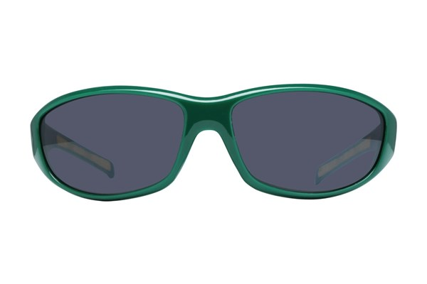 NCAA Oregon Ducks Wrap Sunglasses Sunglasses - Green