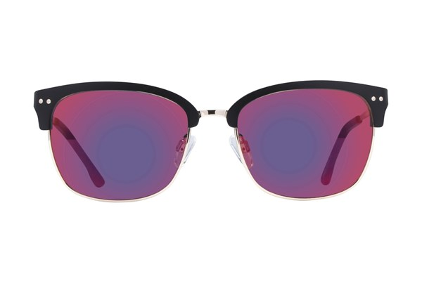 Lunettos Phoenix Sunglasses - Black