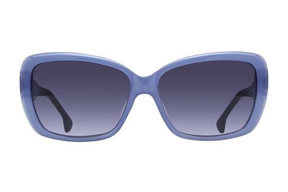 Lunettos Sally Blue Sunglasses