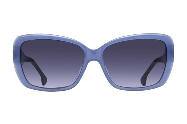 Lunettos Sally Blue Sunglasses