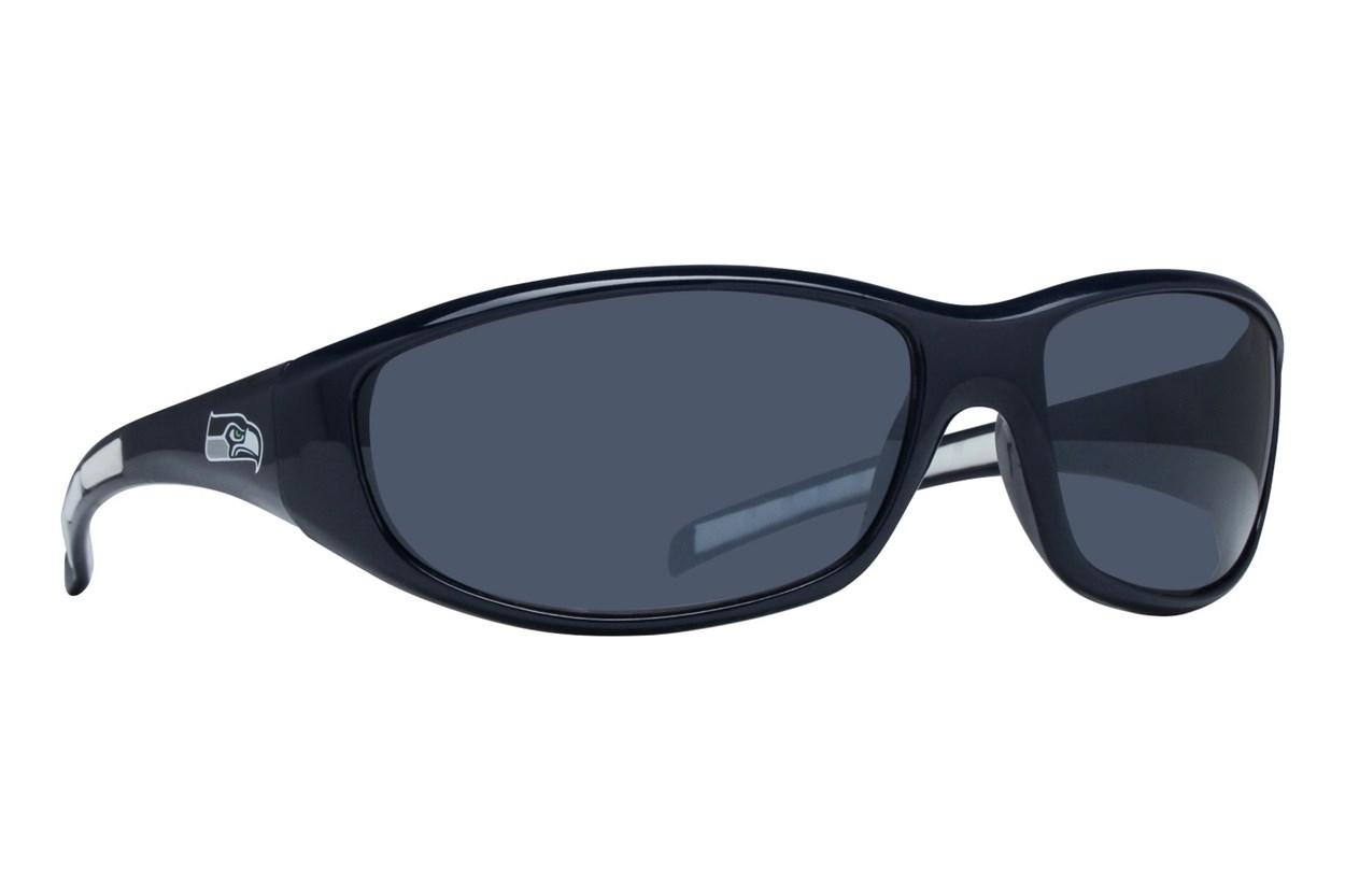 NFL Seattle Seahawks Wrap Sunglasses Blue Sunglasses