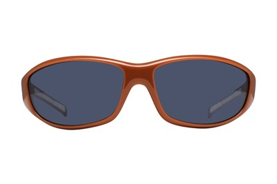 NCAA Texas Longhorns Wrap Sunglasses Orange