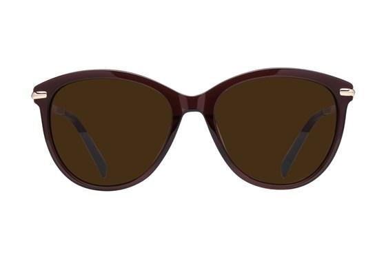Lunettos Valentina Brown Sunglasses