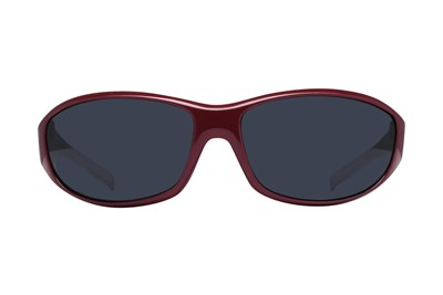 NCAA Virginia Tech Hokies Wrap Sunglasses Red