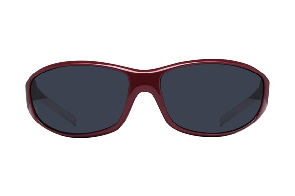 NCAA Virginia Tech Hokies Wrap Sunglasses Sunglasses - Red