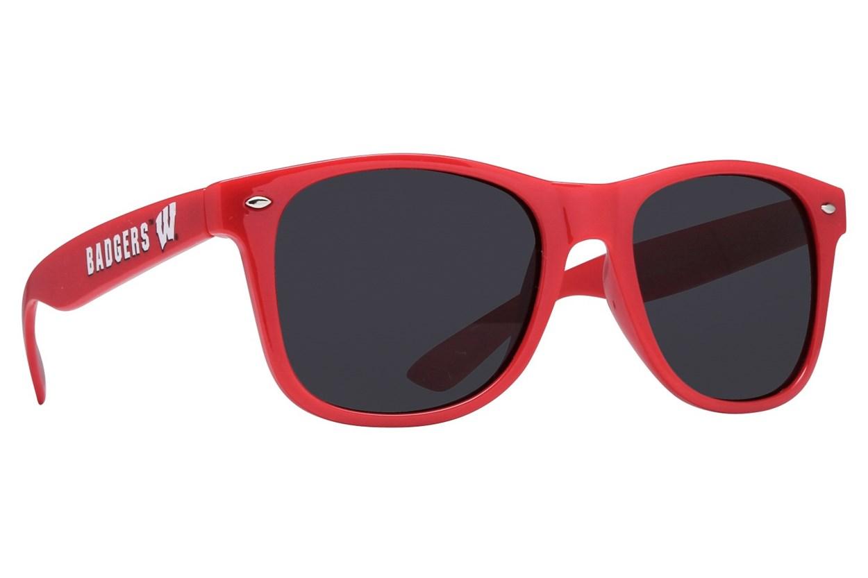 NCAA Wisconsin Badgers Beachfarer Sunglasses Red Sunglasses