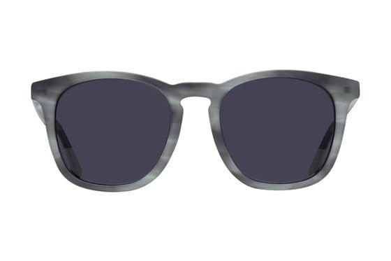 Lunettos Aldrin Gray Sunglasses