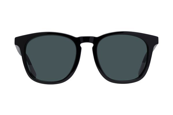 Lunettos Aldrin Sunglasses - Black