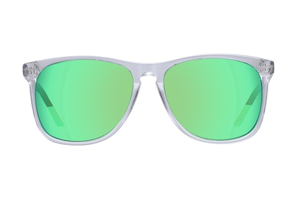 Lunettos Armstrong Sunglasses - Clear