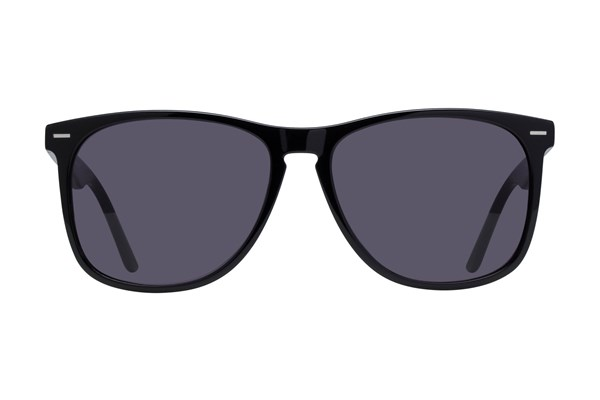 Lunettos Armstrong Sunglasses - Black