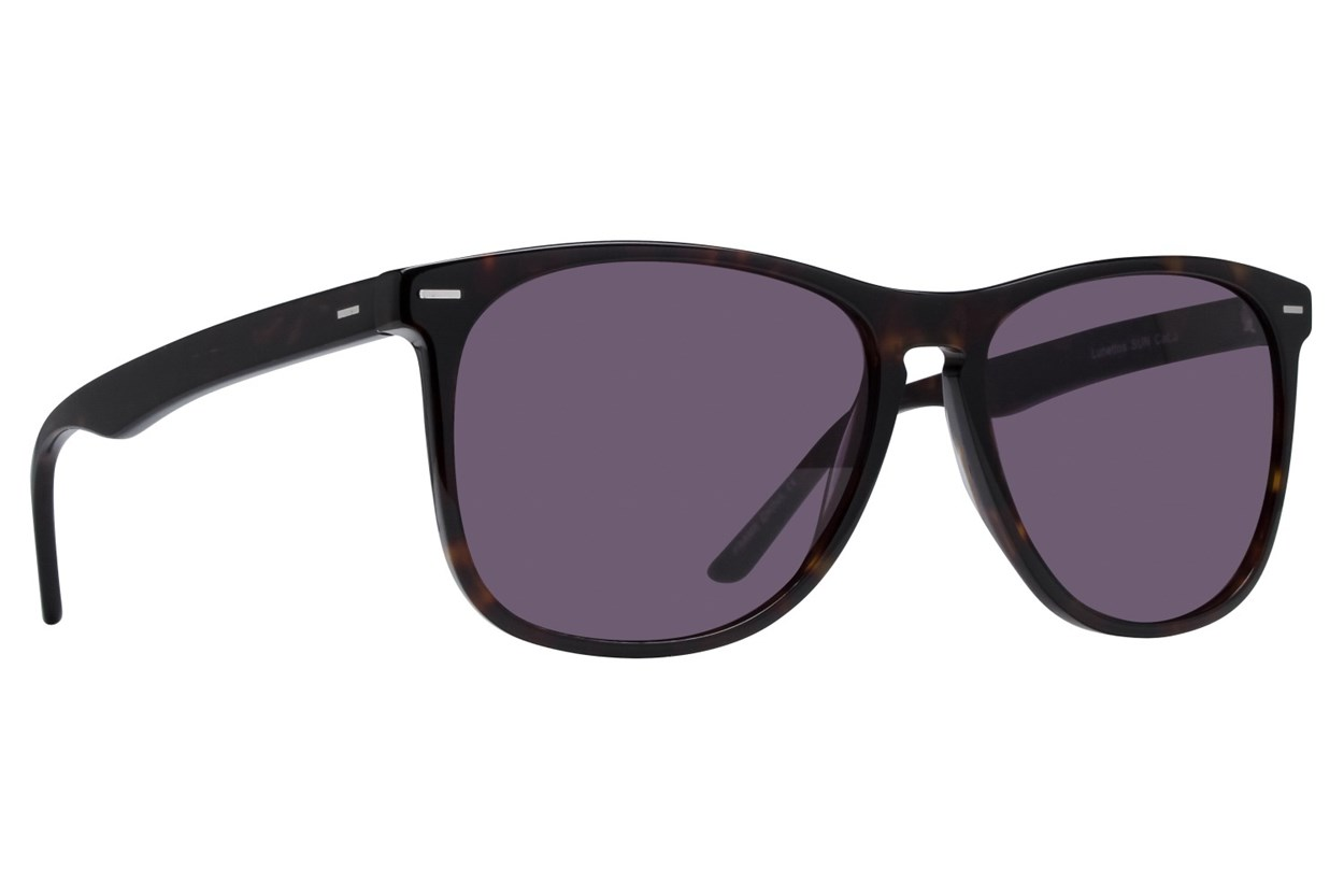 Lunettos Armstrong Tortoise Sunglasses