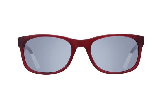 Lunettos Atlas Red Sunglasses