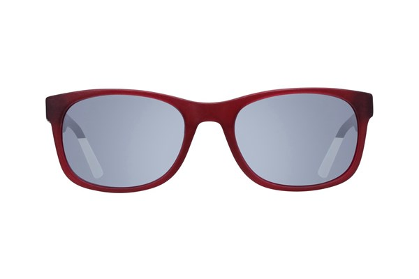 Lunettos Atlas Sunglasses - Red
