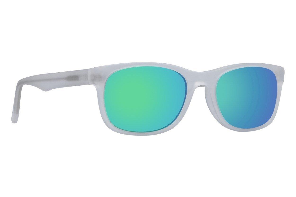 Lunettos Atlas Clear Sunglasses