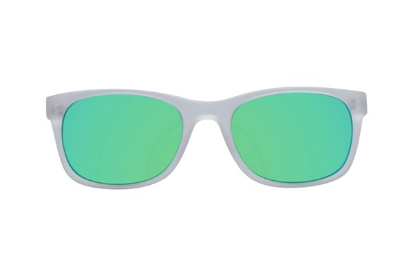 Lunettos Atlas Sunglasses - Clear