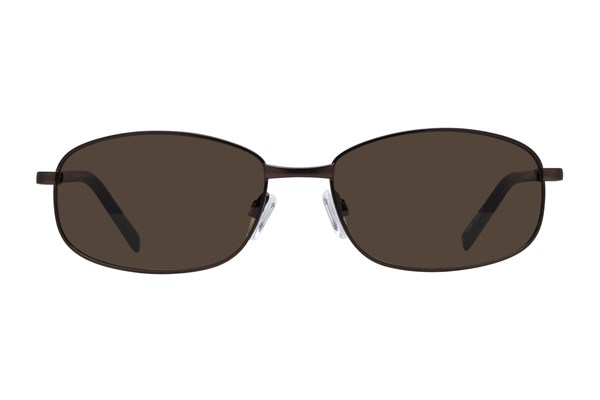 Lunettos Buzz Brown Sunglasses