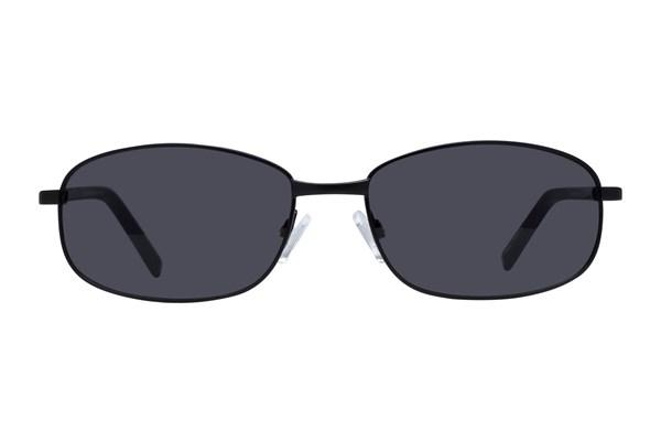 Lunettos Buzz Black Sunglasses