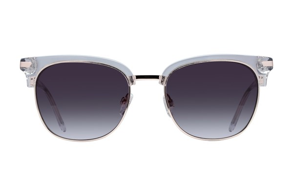 Lunettos Glenn Clear Sunglasses