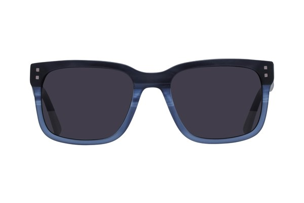 Lunettos Lovell Sunglasses - Blue
