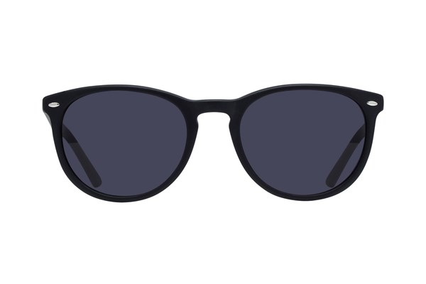 Lunettos Sol Black Sunglasses