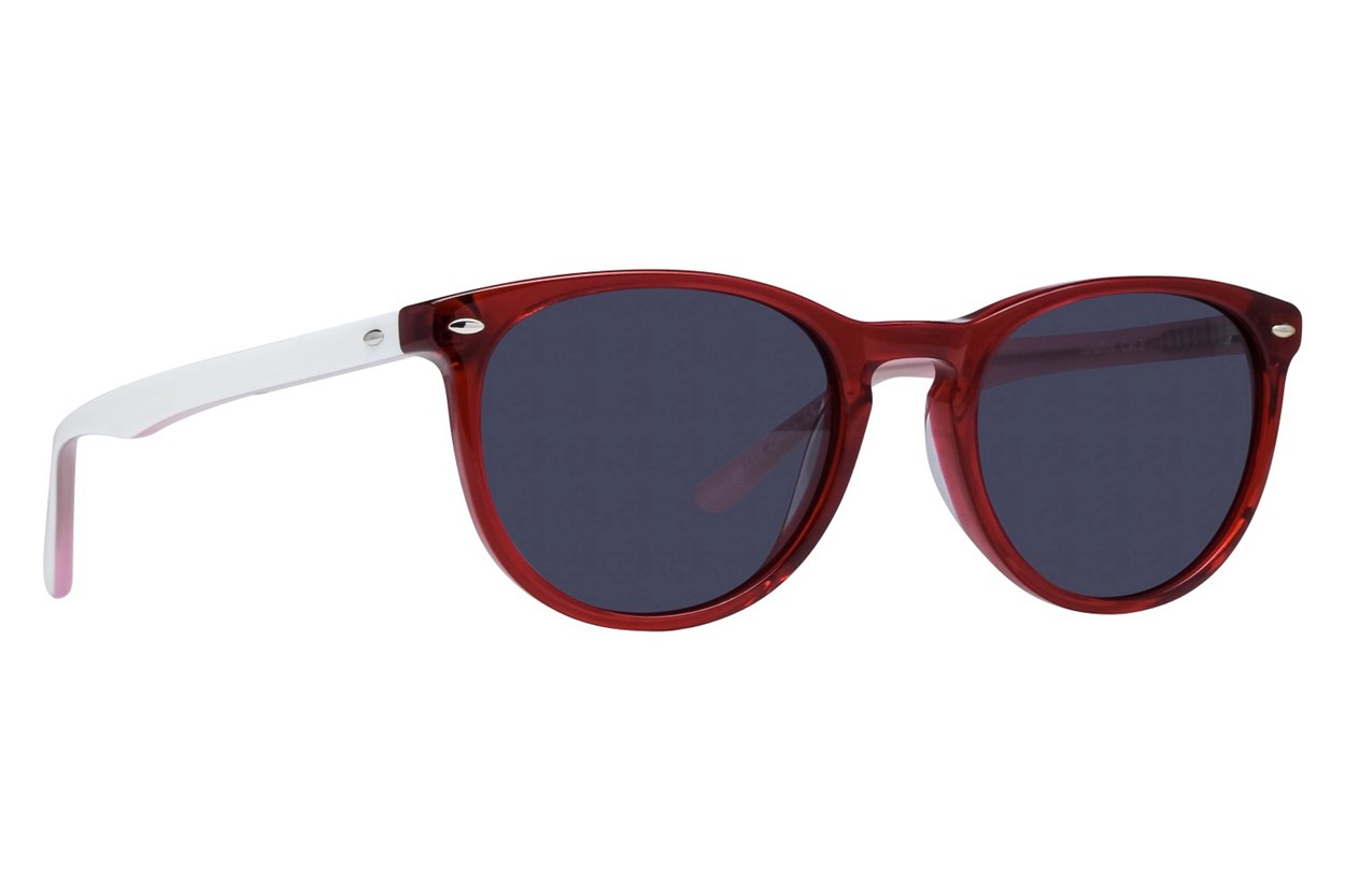 Lunettos Sol Sunglasses - Red