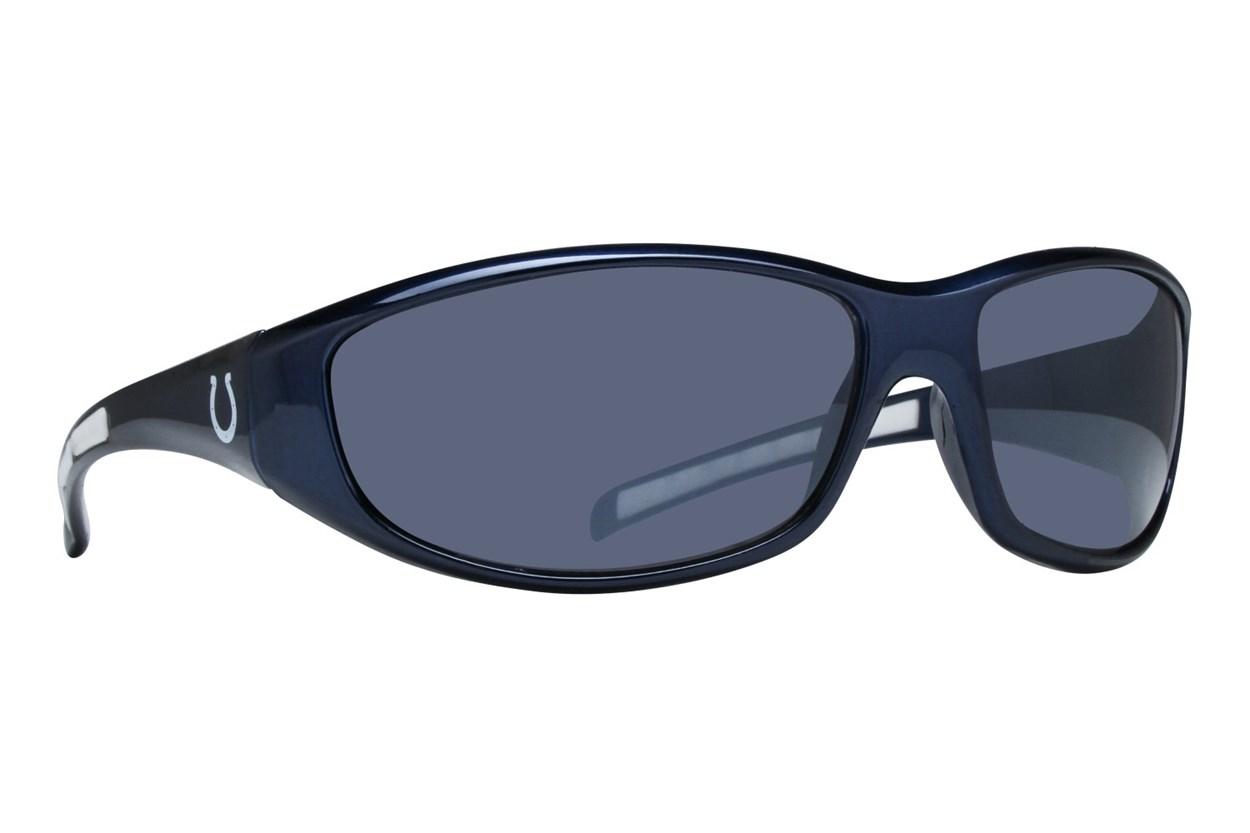 NFL Indianapolis Colts Wrap Sunglasses Blue Sunglasses