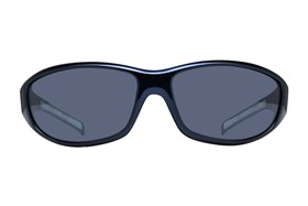 NFL Indianapolis Colts Wrap Sunglasses Blue