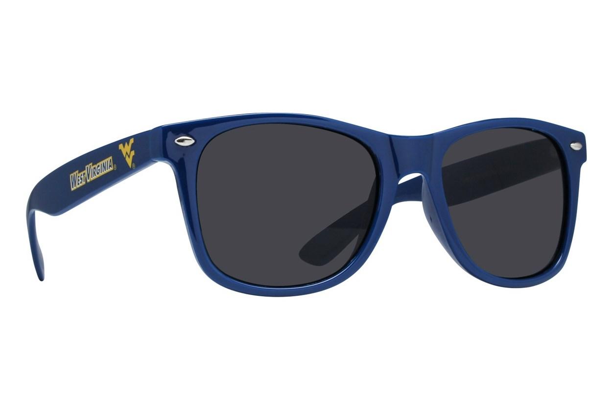 NCAA West Virginia Mountaineers Beachfarer Sunglasses Blue Sunglasses
