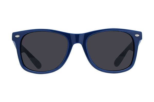 NCAA West Virginia Mountaineers Beachfarer Sunglasses Sunglasses - Blue
