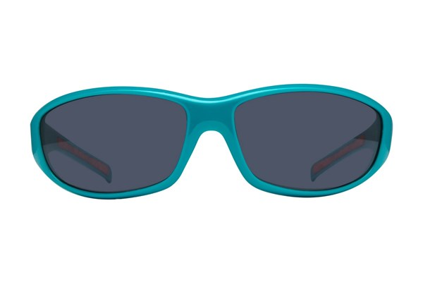 NFL Miami Dolphins Wrap Sunglasses Sunglasses - Turquoise