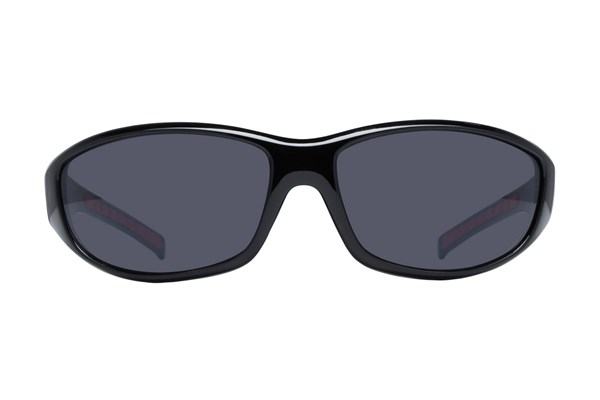 NFL Tampa Bay Buccaneers Wrap Sunglasses Sunglasses - Black